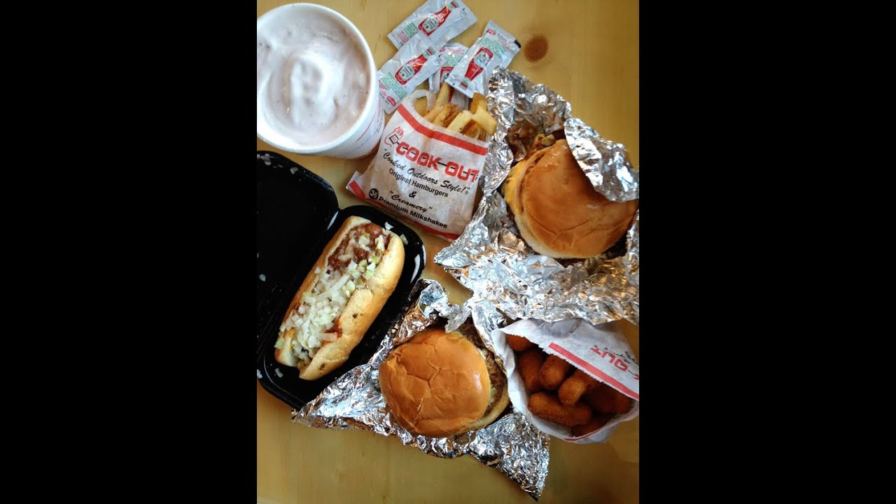 The Cookout Fast Food