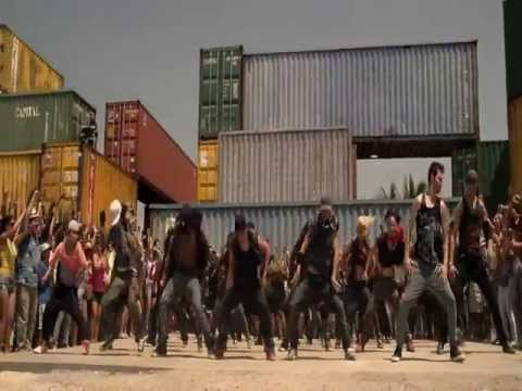 أقوي رقص + أقوي راب  2013 Best Dance + most powerful rap music only on 3D RAB