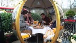Luxury outdoor dining now under threat