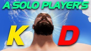 What Does a Solo Player's K/D Ratio Look Like? - Rust