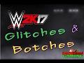 WWE 2K17: Glitches & Botches