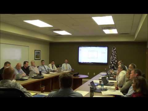 #LeanLeaderVid: Warfel Construction's first Big Room
