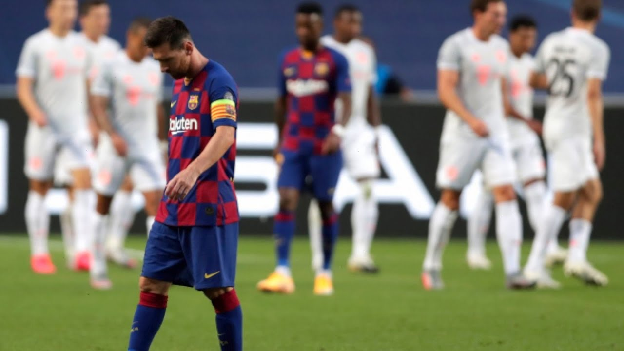 Barcelona vs. Bayern Munich Live Stream, UEFA Champions ...