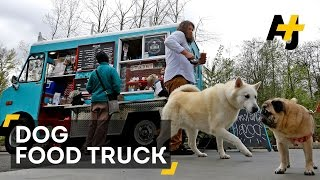 A Food Truck For Dogs