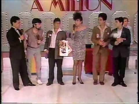 Niels Sayers Semi Finals A millon tv show Puerto Rico 1987