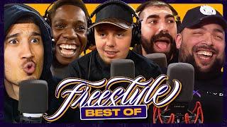 Best Of Supergaande Freestyle met o.a. Sjaak, Donnie, Kosso, Jack & Bokoesam