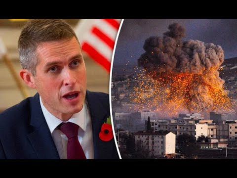 'Destroy' British ISIS fighters to STOP Jihadis harming the UK, blasts Defence Secretary