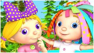 Карикатуре за децу   idemo na kampovanje   Вхоле Епизоде   компилације   Росе савет