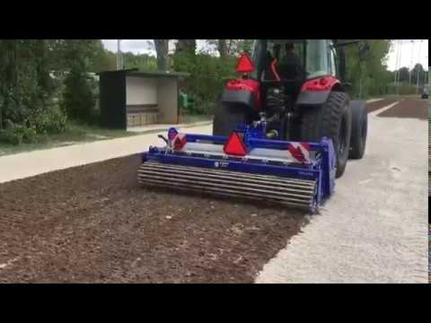 RotoSpader by Sustainable Machinery