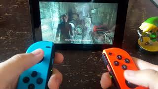Resident Evil Revelations 2 - Switch (Gameplay, Amiibo, Giroscopio, Tiempos de Carga y Review)