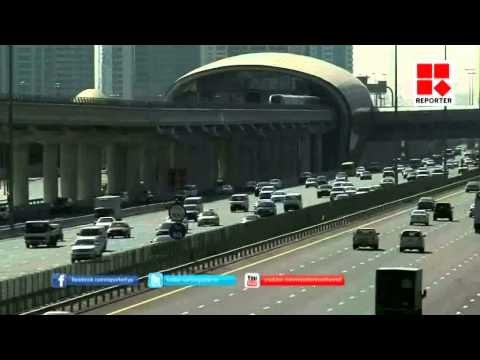 Driving on hard shoulder: Dubai Police trial new cameras