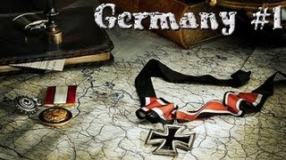 Hearts of Iron 3 Their Finest Hour- Germany Part 1