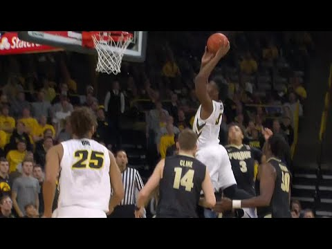 Iowa Men's Basketball Begins Tonight