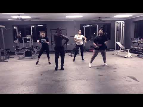 Just as I am featuring prince Royce and Chris brown) zumba hip hop Turnup choreo