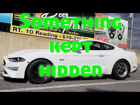 THE Hidden Secret inside - FORD Mustang GT r  speed TRANSMISSION