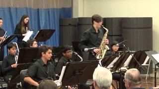 Westlake High School Jazz Festival-CMS Jazz 1 2
