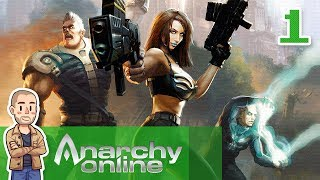 Anarchy Online Gameplay Part 1 - New Citizen - Let