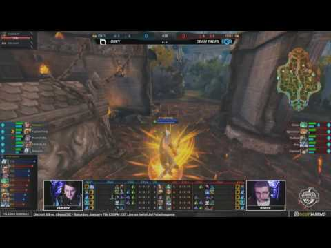 SWC 2017 - Semifinals Obey Alliance vs. Team Eager Game 5