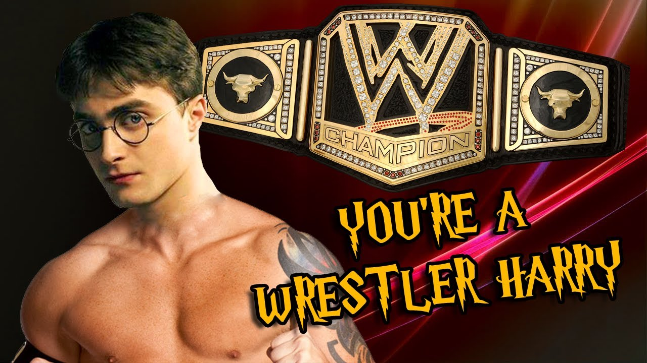 Bad Fanfic Reading - Harry Potter in the WWE