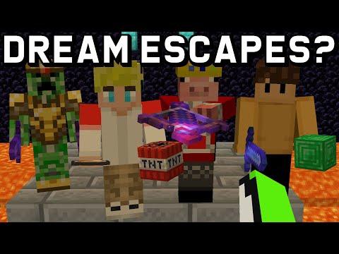 POV: You are Dream in the Dream SMP Prison