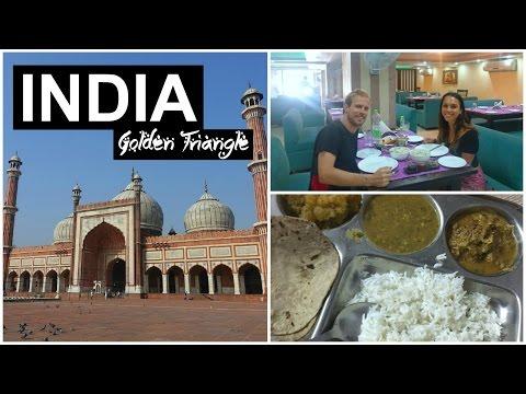 GOLDEN TRIANGLE TOUR | INDIA #8