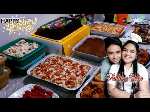 #60 🎉PINOY BIRTHDAY HANDA  IDEAS🎂