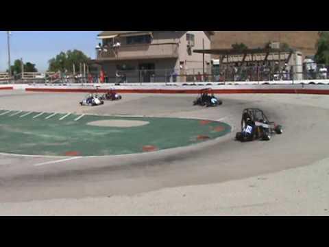 Midget racing at monza