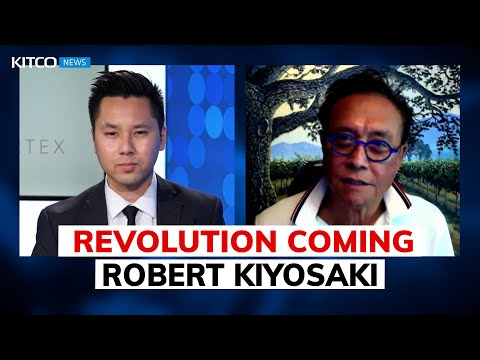 Robert Kiyosaki: Robots Will Replace Us, How To Survive Coming 'revolution'