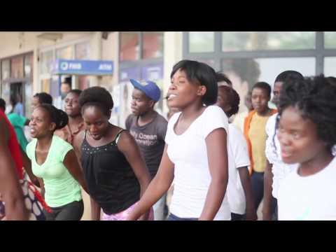 Tingathe Malawi Mob Dance