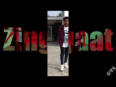 Zingaat Hindi | Dhadak | Dance choreography | GTS |