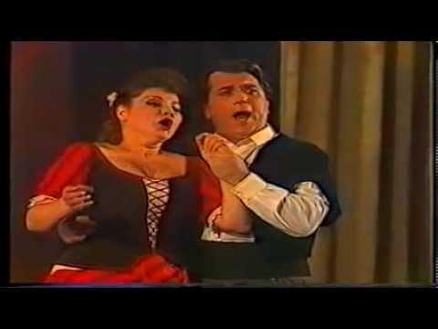 Ципола Майборода Nedda & Silvio 's duet Pagliacci LIVE Kyiv 1985
