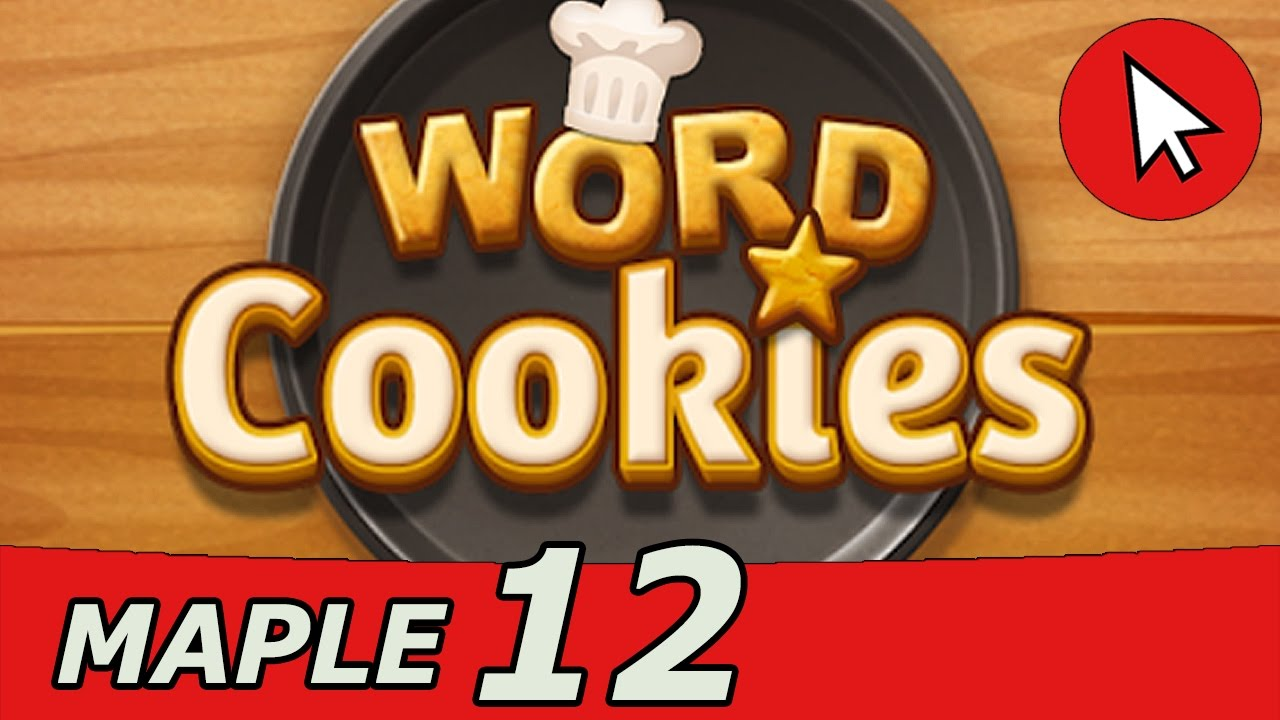 word cookies maple 12 answers guide android ios youtube rh youtube com