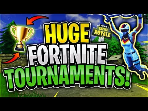 HUGE UPCOMING FORTNITE TOURNAMENTS! Tournament Highlights #45 (Fortnite Battle Royale)