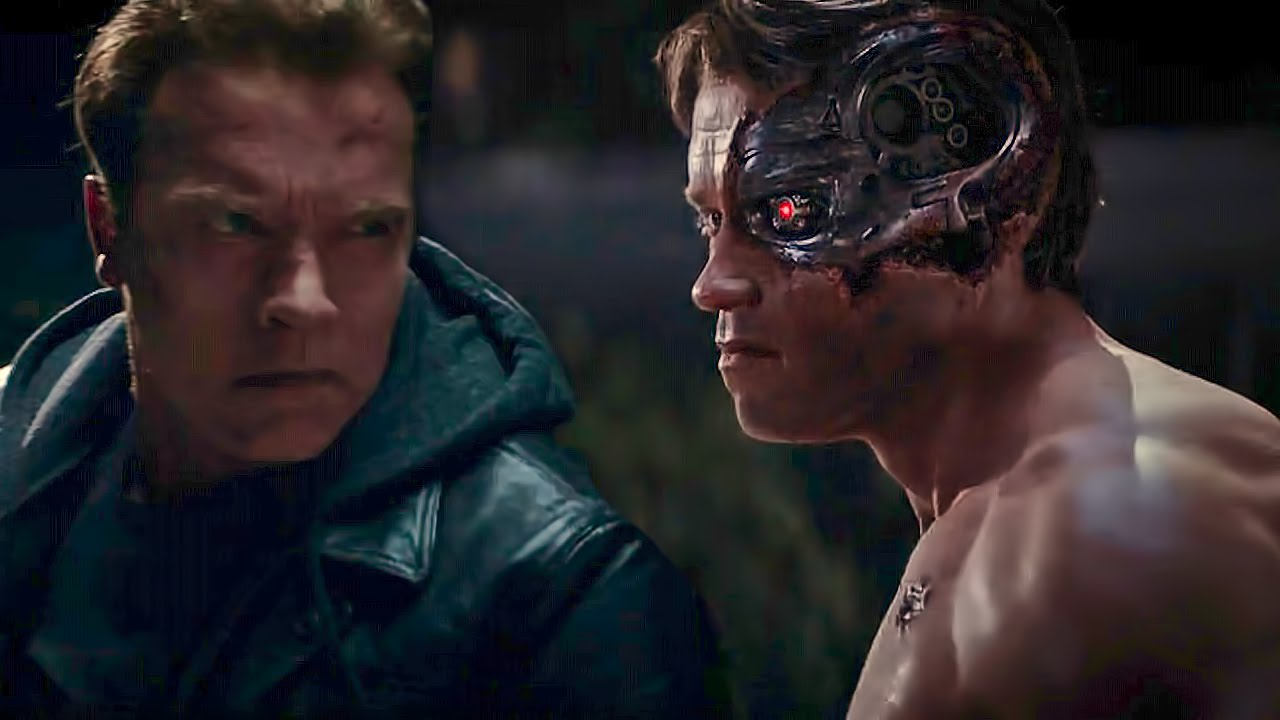 Arnold Schwarzenegger: the inflexible Terminator in the past and present 28