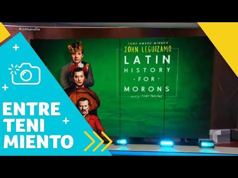 Rico - John Leguizamo Hablo De Su Nuevo Show