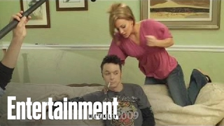 The Big Bang Theory' Meets 'Kate Plus 8' For A Photoshoot | Entertainment Weekly