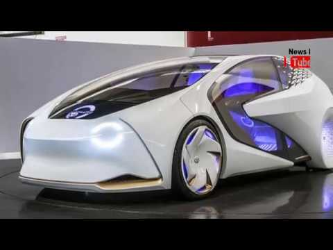 """Toyota Plans to Test Talking, """"Self-Driving Cars By 2020"""""""