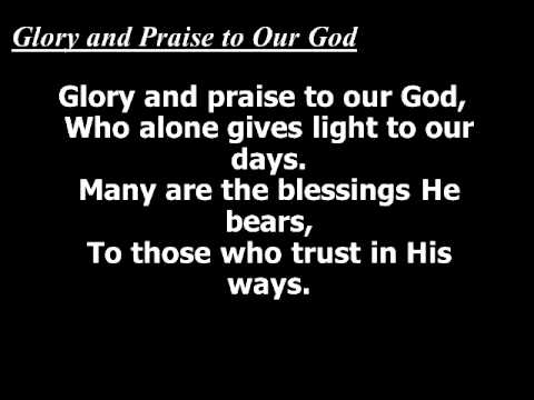 Glory and Praise to Our God Instrumental