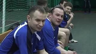 2014 Мини футбол Чемпионат Сергиевского района Колос Инвест
