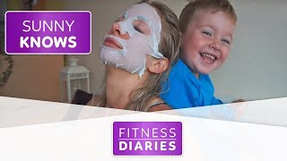 Entspannen in der Heimat | Sunny Knows | Folge 8 l Fitness Diaries
