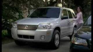 Mercury car commercial thumbnail