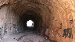 The Old Queen Creek Tunnel - A Hike in Superior, Arizona
