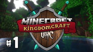 Minecraft Kingdomcraft UHC - Ep 1 - Welcome to the Jungle