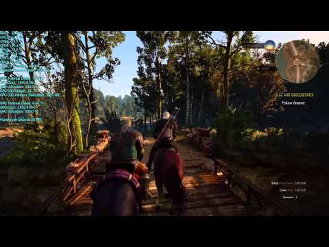 Optimizing The Witcher 3: Wild Hunt for Radeon CrossFire