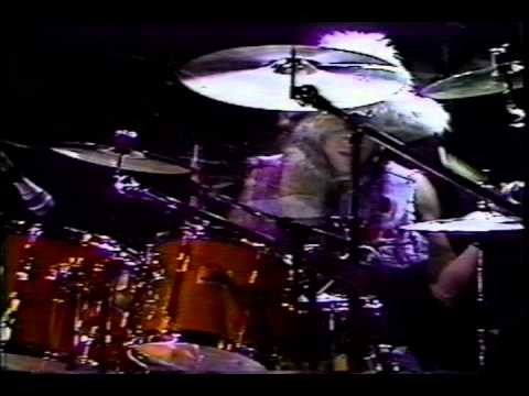 1989 Knut Koupee BEST Drummer Contest:  Luscious Lucius
