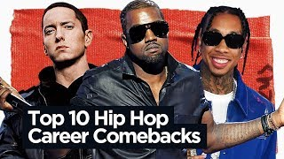 Top 10 Greatest Career Comebacks in Hip Hop