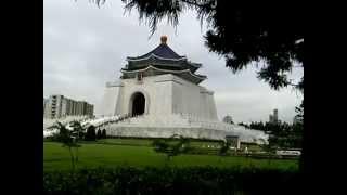 View of the National Chiang Kai-shek Memorial Hall