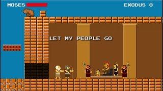 Super Bible Bros - Moses