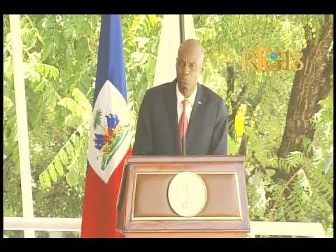 Président Jovenel Moïse / Discours  / 12 Juin 2019