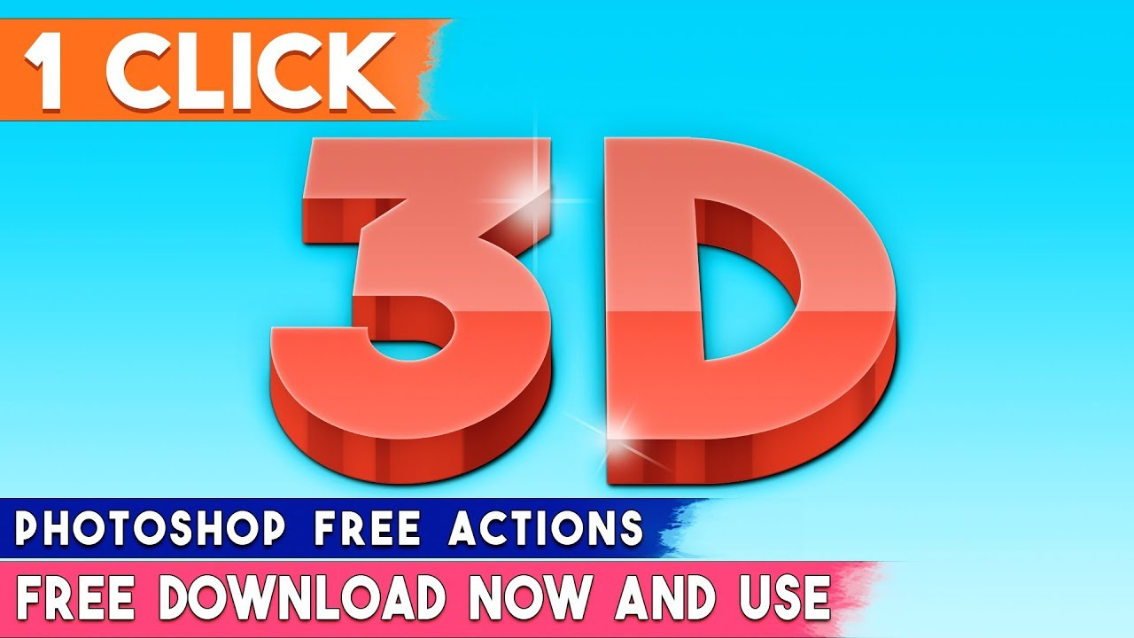 adobe photoshop 3d fonts free download